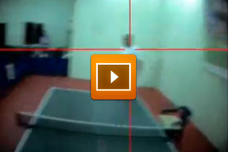 Table Tennis Mobile Eye
